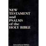 Norlie's Simplified New Testament and Psalms of the Holy Bible