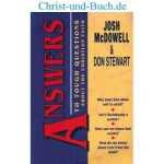 Answers to Tough Questions; Josh McDowell; Don Stewart
