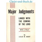 Major Judgments linked with the Coming of the Lord, Leslie Grant