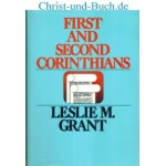 First and Second Corinthians, Leslie M Grant